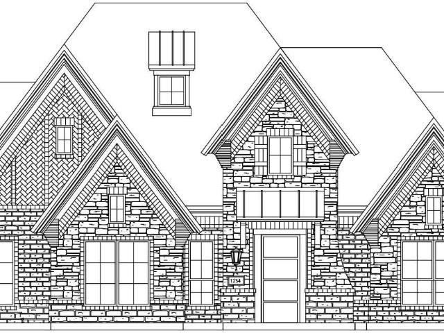 Brand New Home In Rockwall, Tx. 3 Bed, 3 Bath