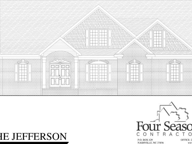 Brand New Home In Rocky Mount, Nc. 4 Bed, 3 Bath