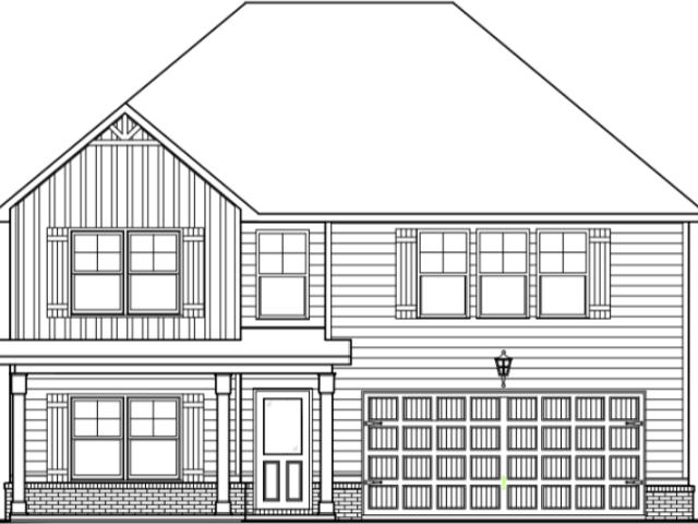 Brand New Home In Roebuck, Sc. 5 Bed, 3 Bath