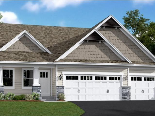 Brand New Home In Saint Michael, Mn. 3 Bed, 3 Bath