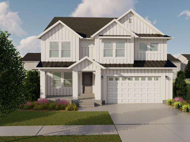 Brand New Home In Saratoga Springs, Ut. 4 Bed, 2 Bath