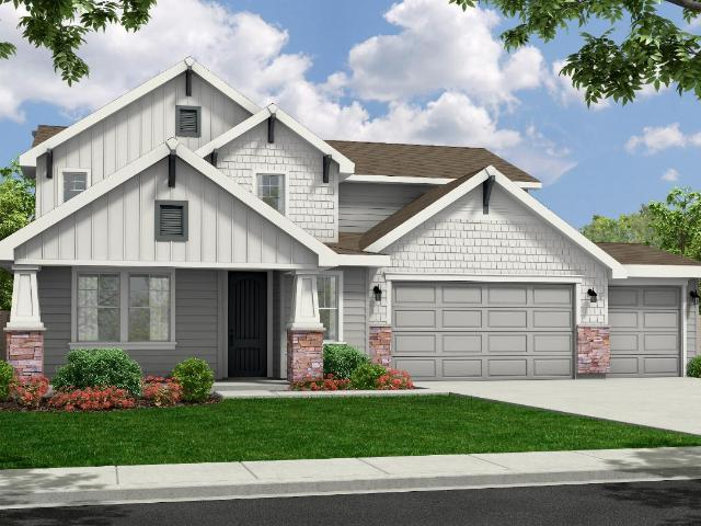 Brand New Home In Middleton, Id. 4 Bed, 2 Bath