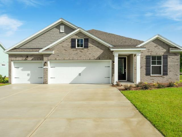 Brand New Home In Summerville, Sc. 4 Bed, 4 Bath
