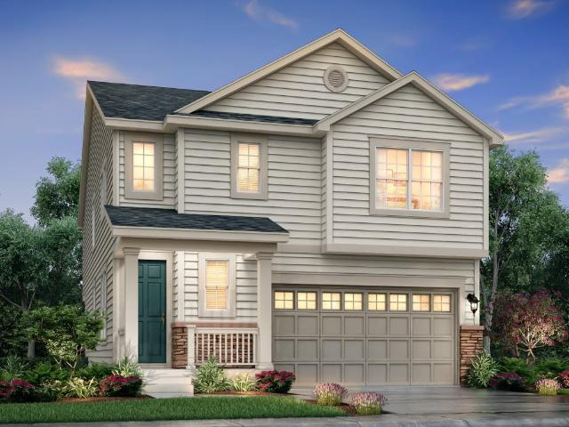 Brand New Home In Thornton, Co. 4 Bed, 2 Bath