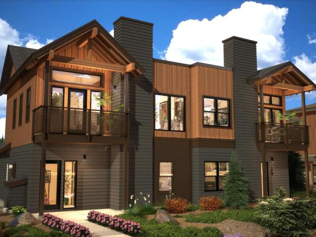 Brand New Home In Truckee, Ca. 2 Bed, 2 Bath