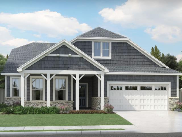 Brand New Home In Valparaiso, In. 2 Bed, 1 Bath