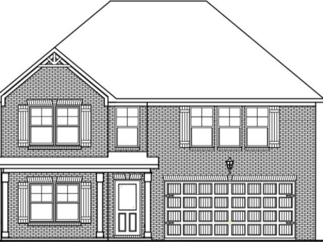 Brand New Home In West Point, Ga. 4 Bed, 3 Bath