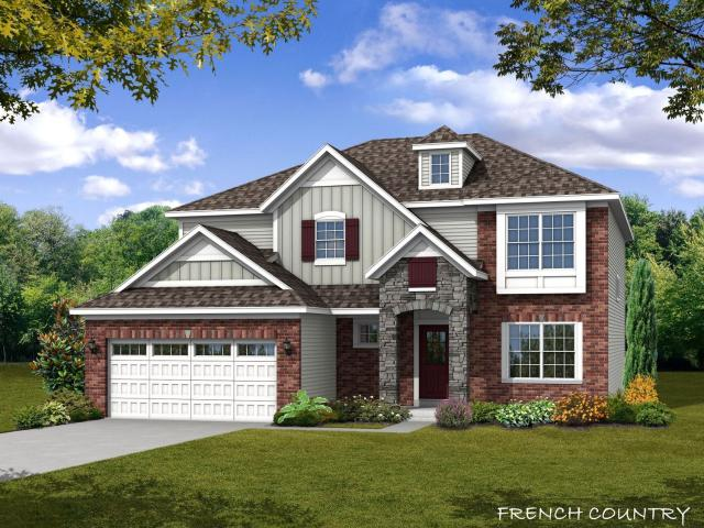 Brand New Home In Westfield, In. 4 Bed, 2 Bath