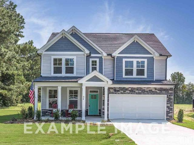 Brand New Home In Willow Spring, Nc. 4 Bed, 3 Bath