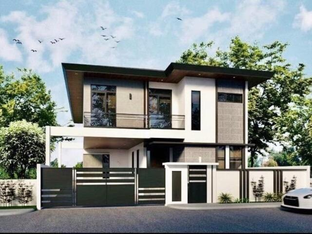 Brand New House And Lot For Sale In Bf Homes Paranaque 6541603