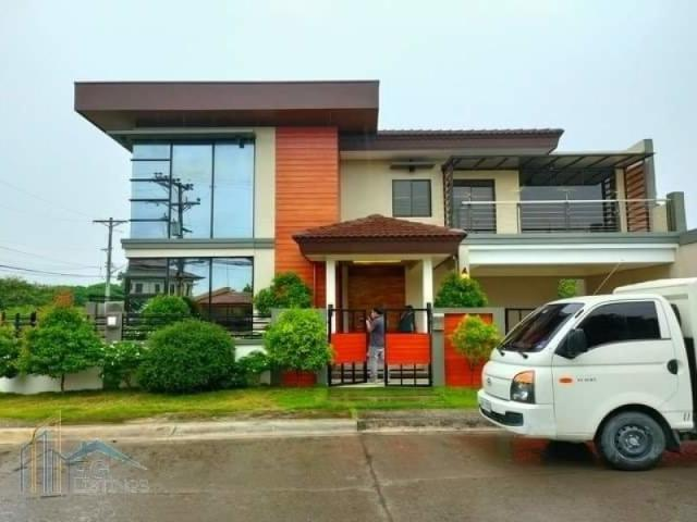 Brand New House And Lot For Sale In Talisay Cebu