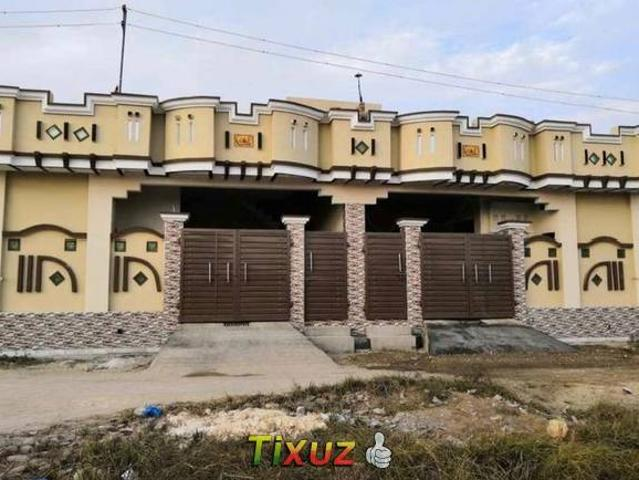 Brand New House For Rent Single Story
