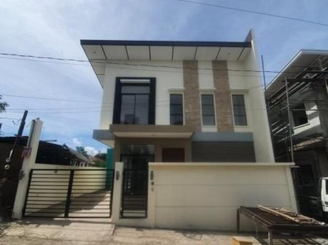 Brand New House For Sale In Bacolod City