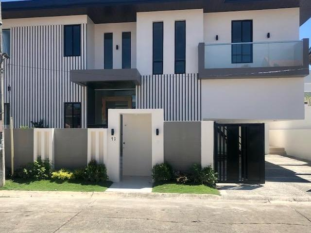 Brand New House In Sinagtala Village, Paranaque