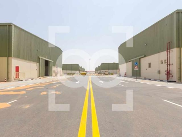 Brand New | Large Warehouse | 2 Months Free Rent | Uaq