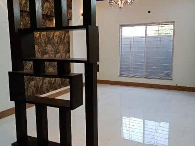 Brand New Luxurious Lower Portion For Rent In Lda Avenue 1 Block J