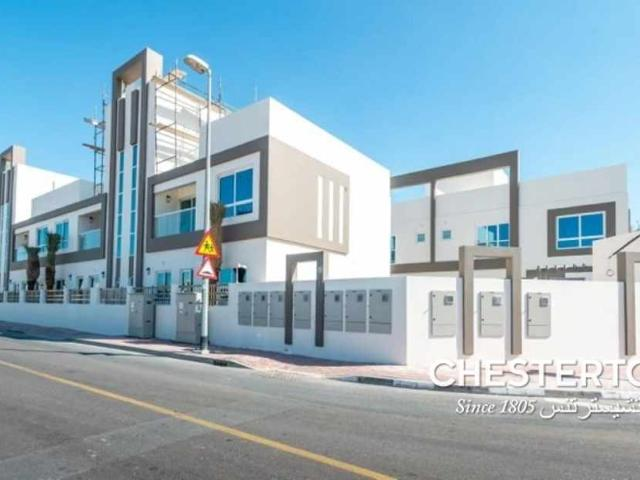 Brand New Contemporary Villa  With Kitchen Appliances move Now