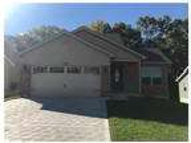 Brand New Three Br Two Ba Home Backing To Woods!