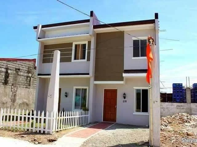 Brand New Townhouse For Sale Bacoor Cavite Near Manila