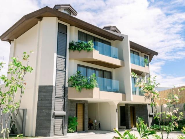 Brand New Townhouse For Sale In Alabang, Muntinlupa