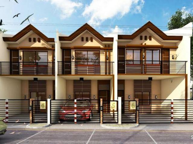 Brand New Townhouse For Sale Multinational Village Paranaque