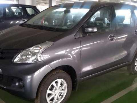 Brand new toyota avanza with low dp