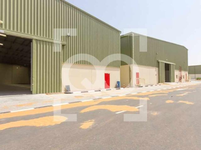 Brand New Warehouse 2 Months Free For Rent In Uaq