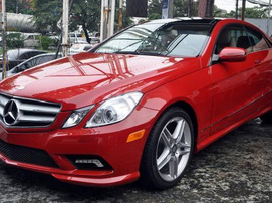 Mercedes benz 11 used coupe amg mercedes benz cars for Low price mercedes benz