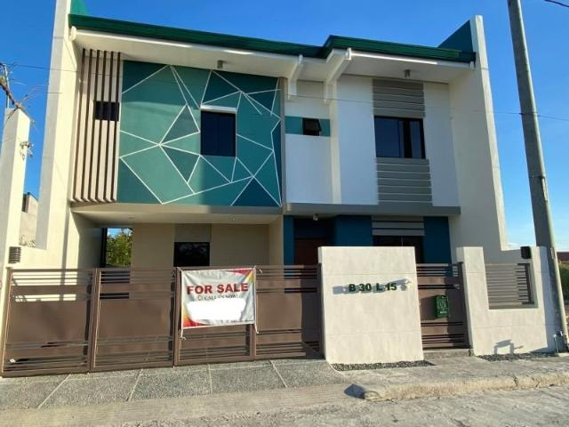 Brandnew Single Detached House For Sale In Bacoor Cavite