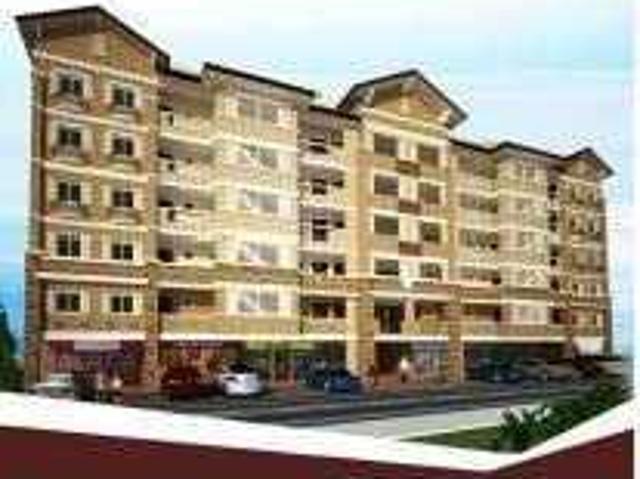 Brescia Residences Fairview Quezon City Mid Rise Building