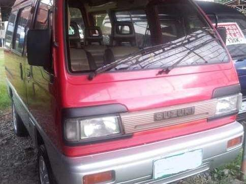 Bring home suzuki multicab van for 400 pesos day only