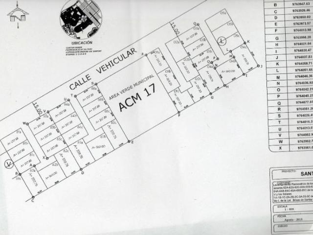 Brisas De Santay, Duran Terreno 263,20mts2 Financio Crédito Directo Terreno En Venta En Durán