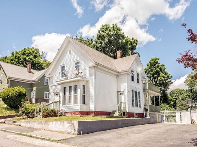 Brockton Two Ba, Great Investment Property Offering Three Br