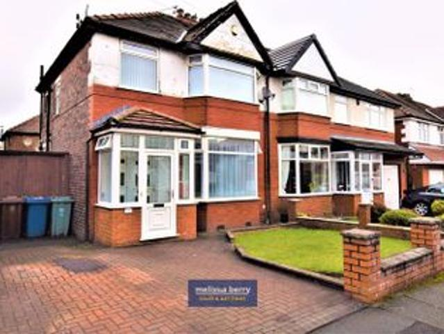 Brooklawn Drive, Prestwich, Manchester M25, 3 Bedroom Semi Detached House