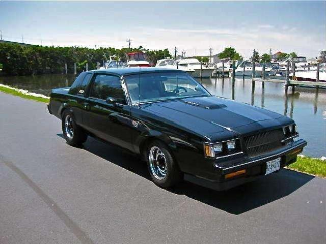 Buick grand national new jersey