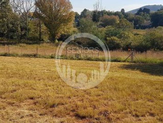 Build You Dream Home In This Large Plot!