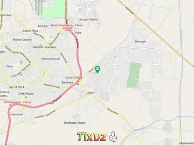 Buy A 1 Kanal Residential Plot For Rent In Dha Defence