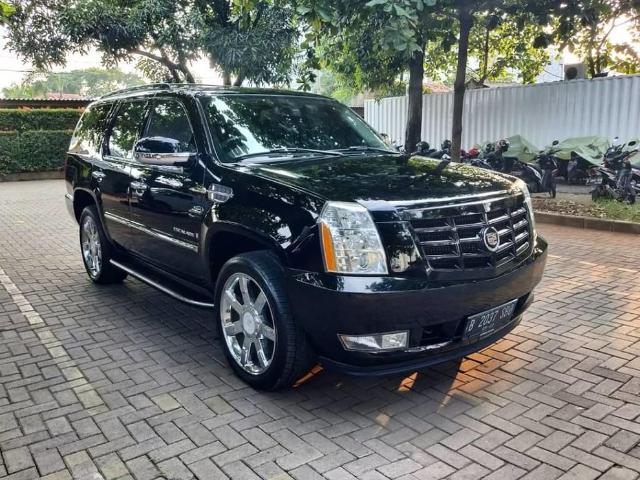 Cadillac Escalade Jakarta 45 Cadillac Escalade Bekas Di Jakarta Mitula Mobil
