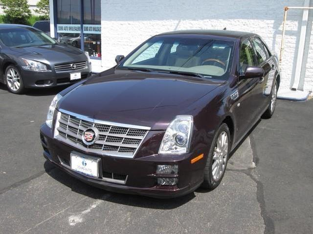 Cadillac Sts In Cherry Used Cadillac Sts Black Cherry Mitula Cars