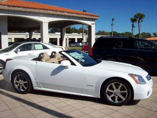 Cadillac Xlr White Plains 1 Used Cars In Mitula