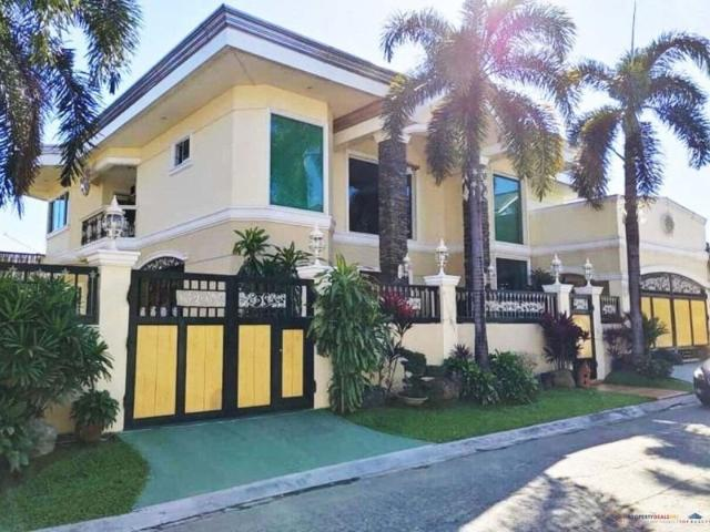 Cainta Greenpark Village   5br House & Lot For Sale In Cainta, Rizal