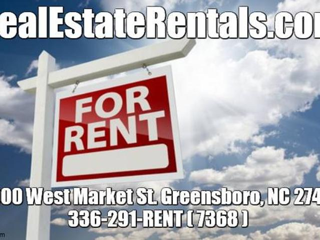 Call Or Go Online Today We Guarantee You A Rental Home. Let Us Help Greensboro