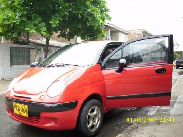 Cambio automovil daewoo 2002 por camioneta