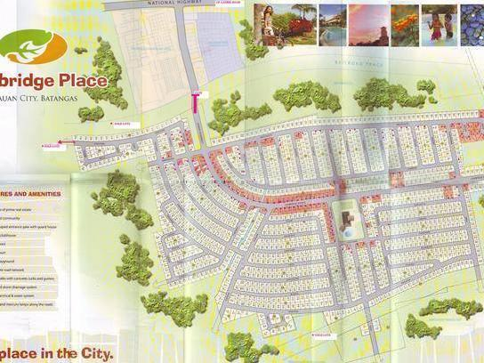 Cambridge Place, Tanauan, Batangas Along J.p. Laurel Hiway, By Sta Lucia Realty