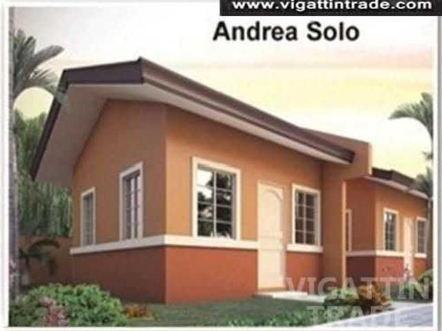 Camella Bacolod Andrea Sf Model 88 Sqm 1 Br 1 T&b Php 875,750