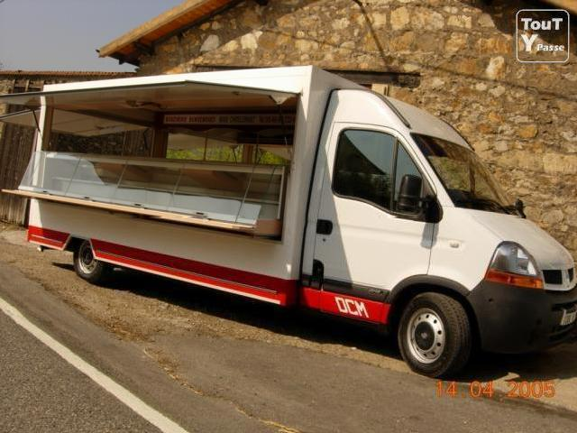 voitures occasion camion magasin boucherie