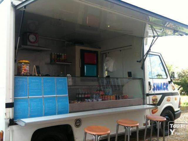 Voitures Occasion Hotte Camion Snack Mitula Voiture