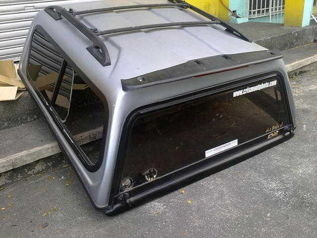 Campershell Magnun *sold*sold*canopy For Triton Strada Pickup