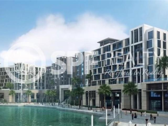 Canal And Creek View 3 Bed Apt In Dubai Wharf Aed 3,604,000