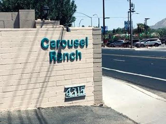 Carousel Ranch Mhc For Sale In Tucson, Az